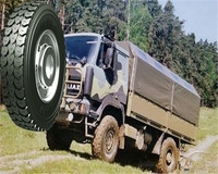High Quality Military Truck Tire 14.00R20 1400r20 Radial Truck Tyre