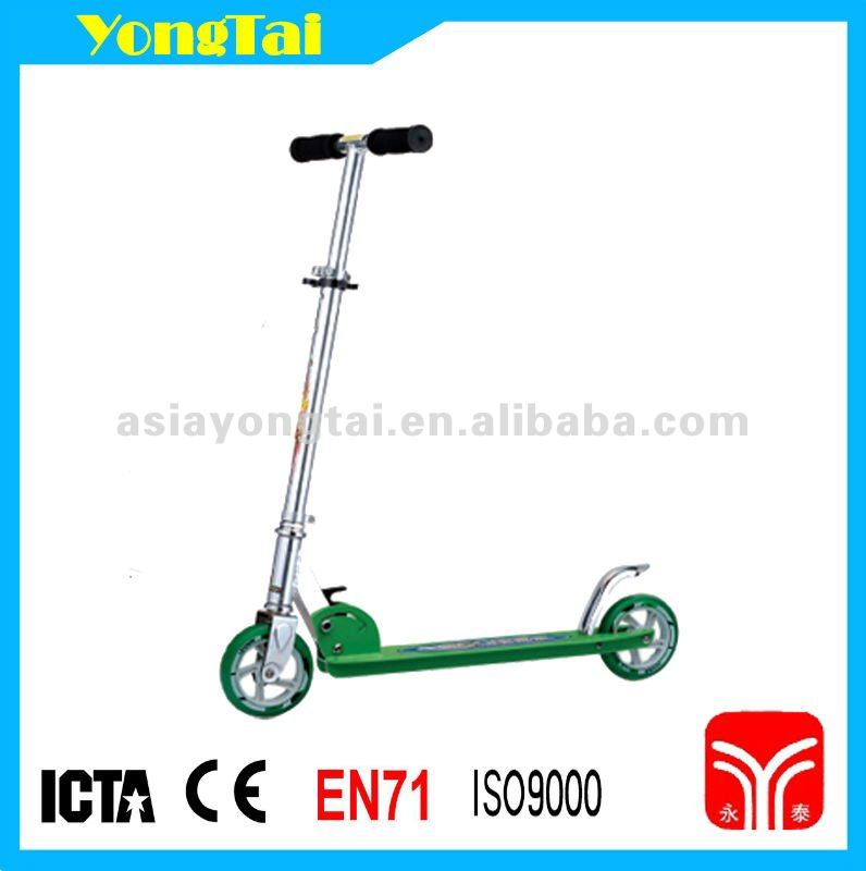 YTA-624 two wheels aluminum scooter hot design hot sale