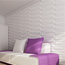 indoor entertainment 3d wave panel