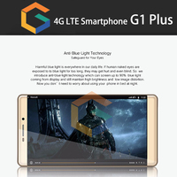 Free samples New 6inch G1 plus very low price China cell phone 4G LTE fingerprint mobile phone
