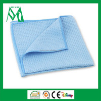 Waffle towel cleaning cotton material hand towel