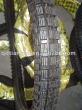 3.00-18 all kinds of pattern origin rubber motorcycle tires
