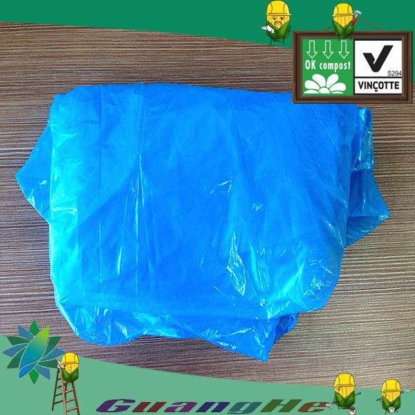 Biodegradable raincoat/Compostable raincoat for waterproof outdoor