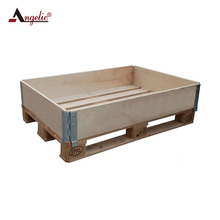Supply Euro size wood pallet for export