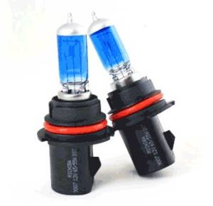 100w Super White Xenon Gas filled 9007 High/Low Beam light bulbs- a pair for 95 96 97 98 99 00 01 02 Pontiac Sunfire/ 03 04 Saturn Ion Coupe/ 02 03 Subaru Impreza/ 00 01 02 03 04 Subaru Legacy/ 99 00 01 02 03 04 Volkswagen Jetta