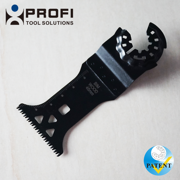 45mm bi metal starlock oscillating multitool multitool saw blades