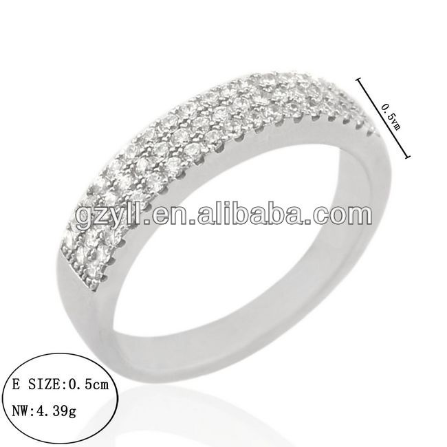 bridal jewelry ring 925sliverWholesale fashion wedding jewelry ring \bridal jew