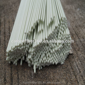 Best selling factory price fiberglass rods 2mm 3mm 4mm 6mm 8mm 10mm