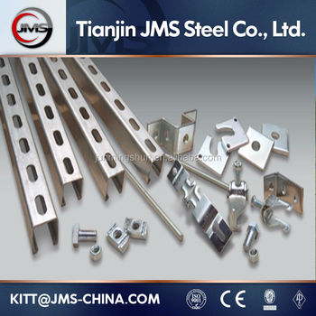 Structural Section Steel Beam C Channel Steel Post C