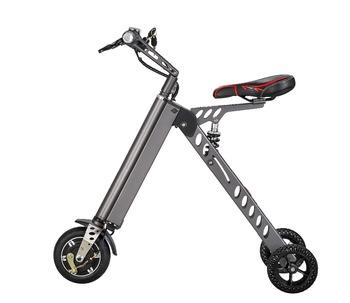 New Comer Fashion Folding Electric Bike 35km Mileage Electric Bike