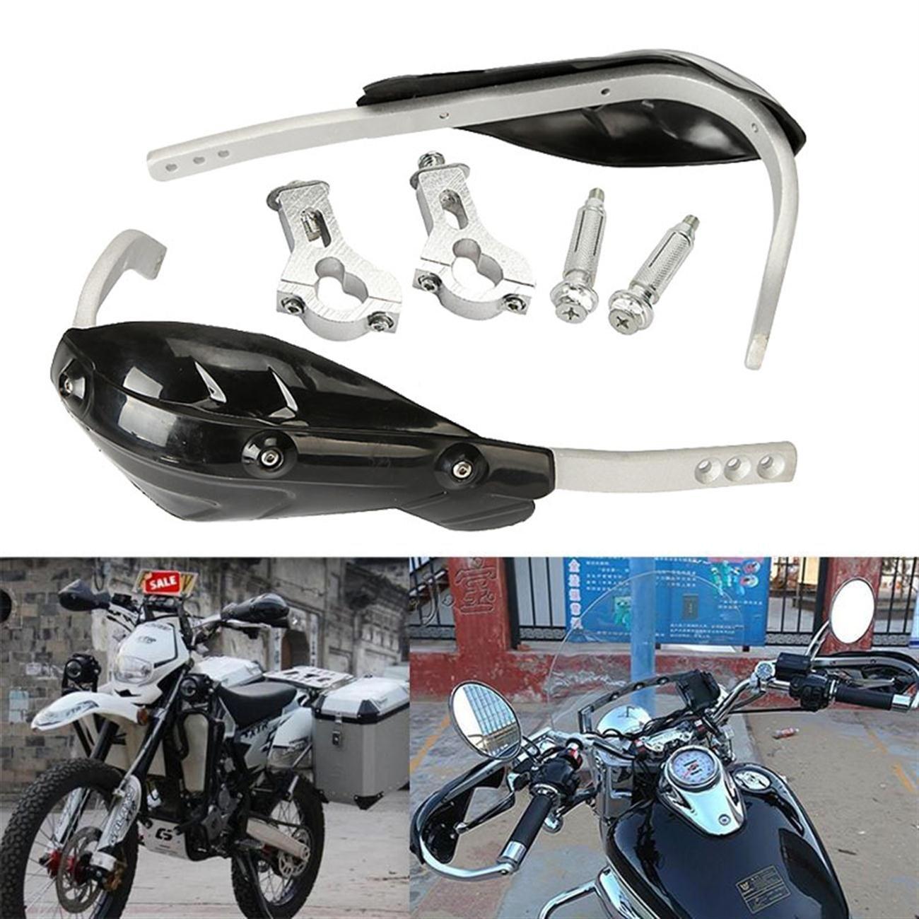 "7//8/"" 22mm Hand Brush Guard Handguard For Dirt Bikes ATV Motorcycle Yamaha Honda"