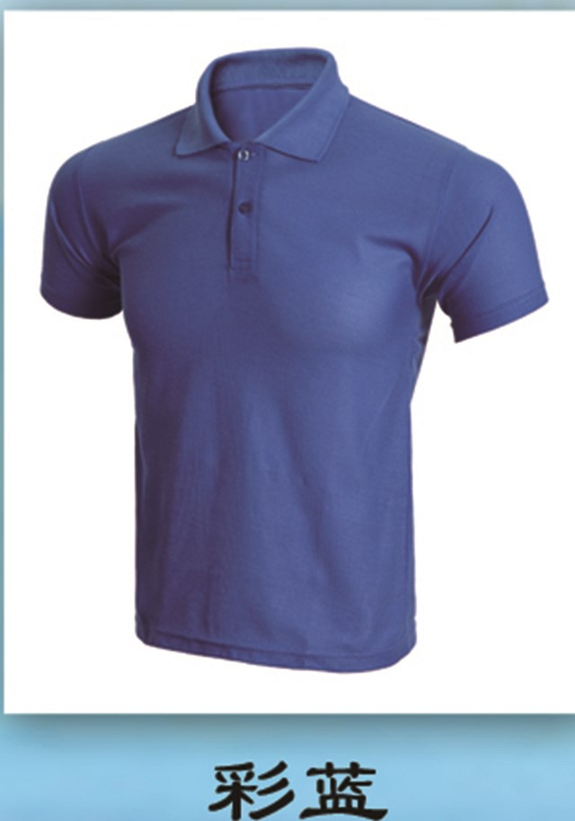 Men Short Sleeve Polo/T-shirt 100%Cotton And 65%Polyester 35%Cotton,Sports Fitness Outdoor Activities.
