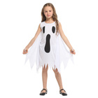 Gift Tower Factory 2019 New Design Decorous Spooky Girl for Halloween Carnival Theme Party School Performance Costume Dress