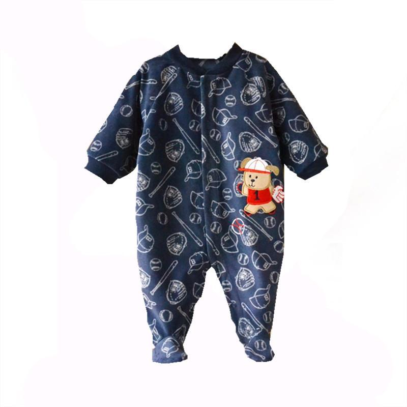 Winter Rompers Baby Boy Clothes Newborn Baby Girl Romper