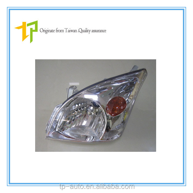 China manufacturer auto headlamp 81170-6A051 car headlight for Toyota Prado RZJ120