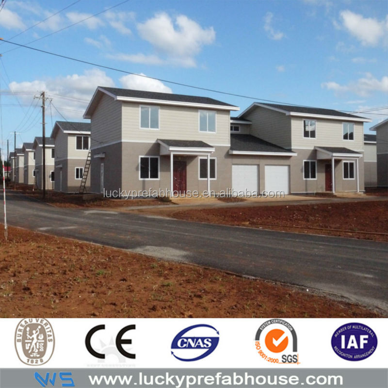 premolded house ready to build house design ready villa
