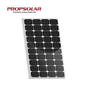 High Quality 150W Poly 12V Solar Panel 12V Battery Charger 160W 165W 170W Solar Kit