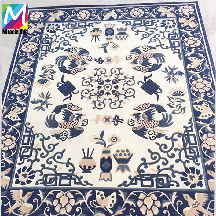 Luxury Tibetan Commercial Grade Carpet