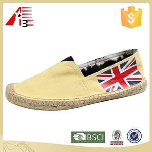 b54230580 Espadrille Wholesale Canvas Shoes, Suppliers & Manufacturers - Alibaba