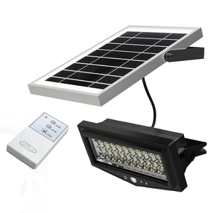 Good price of solar perimeter security lights with low price