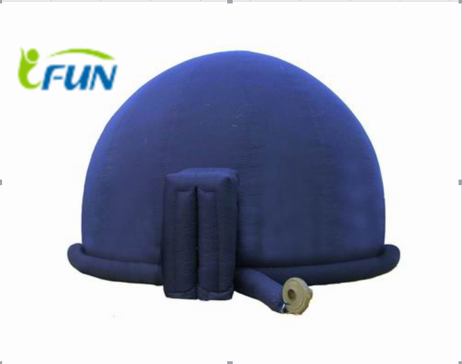 Inflatable Project Planetarium Tent Inflatable Planetarium Dom/inflatable planetarium dome /inflatable planetarium