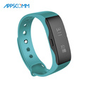 2017 APPSCOMM Smart Watch Bluetooth Activity Tracker Waterproof Fitness Pedometer with Phone Call Reminder for Mobile Phones