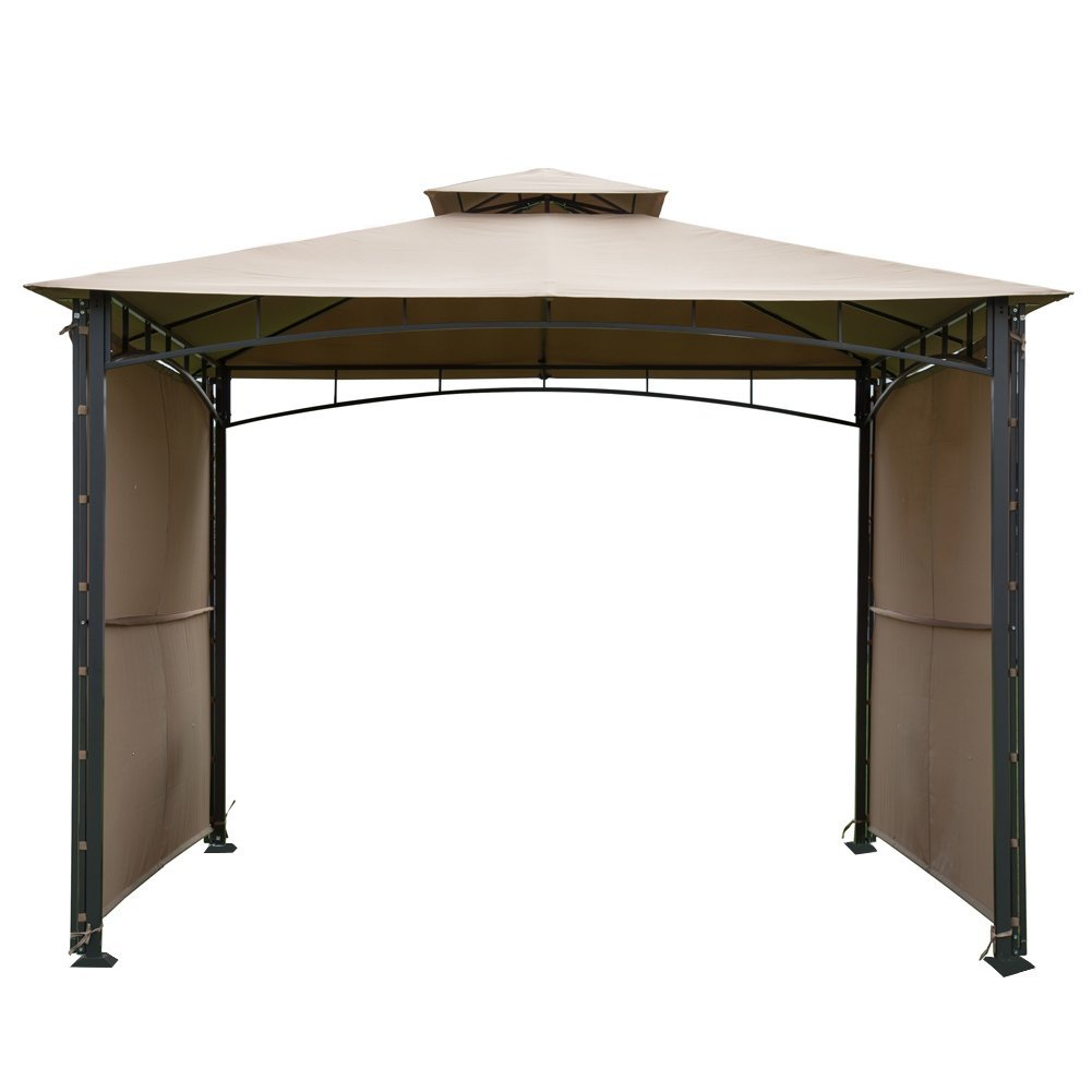 gazebo patio lowes design ideas good models canopy