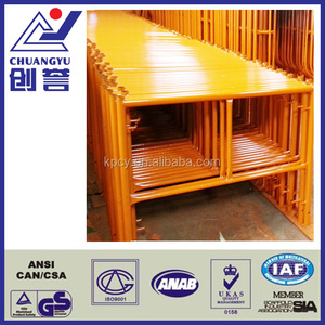 widely used for building construction scaffolding frame formwork system