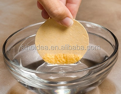 Küchenzellschrubben-Schwammentferner, Zelluloseschwammblatt