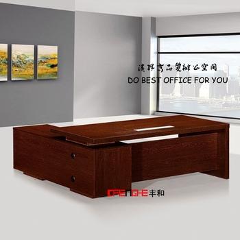 Modernes Design Büromöbel Luxus Ceo/chef Bürotisch Von ...