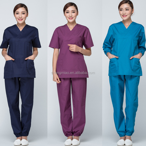 medical scrubs /high quality medical uniform /nurse uniform/lab coat