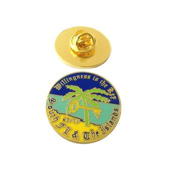 Custom Electroplating Gold Embossed Metal Name Badges Emblem Fashion 3d  Metal Pin Emblem Badges With Custom Logo - Buy Metal Pin Badge  Making,Handbags