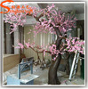 Artistic craft stylize fake tree wedding blossom tree ornaments