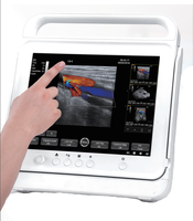 PT50C Human Touch Screen Portable Ultrasound Scanner