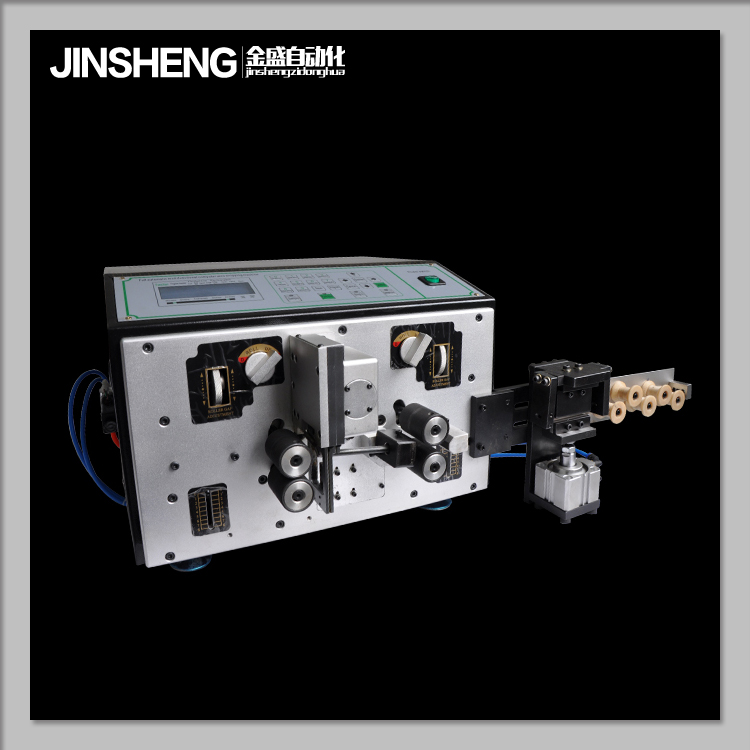 JSBX-4 flat cable ribbon cable scrap wire stripping machine/copper wire recycling/scrap cable wire separator for sale Ch