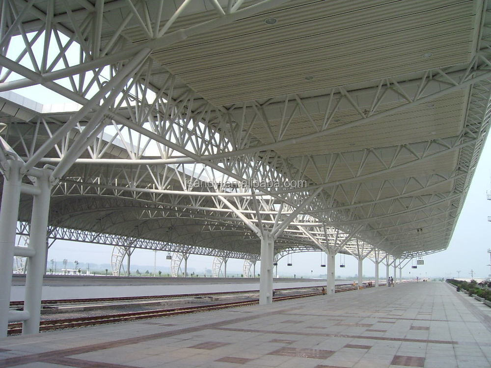 Steel Roof Truss Design For Bus/train Station - Buy Steel Roof Truss DesignBus/train Station Steel Roof Truss Design Product On Alibaba.com & Structural Roofing u0026 Structural Patio Roofing memphite.com