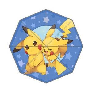 Japanese Anime Pokemon Cute Pet Eevee Family Custom Foldable Umbrella