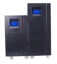 Intelligent 6KVA 10KVA High Frequency SNMP Card Online UPS with Batteries