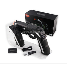 De Phantom Shox Blaster IPEGA 9057 Draadloze Met Bluetooth Gun Voor Ipad/Iphone/Android telefoons/<span class=keywords><strong>PC</strong></span>/ TV Box