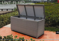 garden accessory storage box UNT-R-182