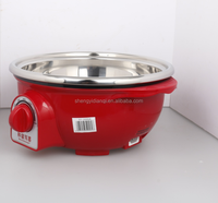 hot sale electric multi function cooker, electric hot pot