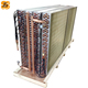 2019 top quality radiators with copper pipes and copper fins