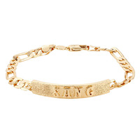 74610 simple fashion jewelry accessories for women,18k fancy gold hand chain bracelet design for girls