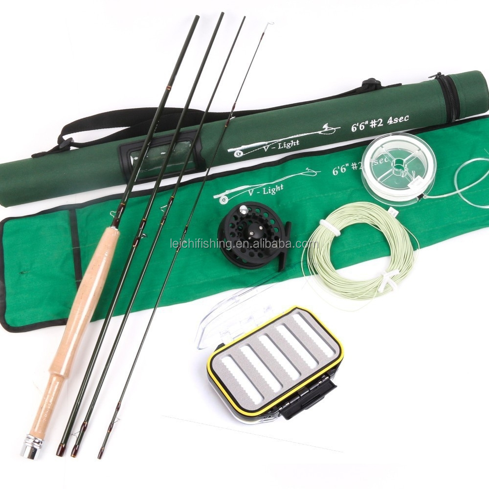 e9f2cfeaf Fly Fishing Rod And Reel Combo From Leichi China Fly Fishing - Buy ...