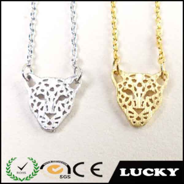 China jewelry wholesale tiger pendant