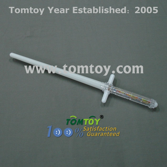 Flashing Light up LED Cross Sword