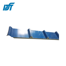Factory Directly Availability Construction Sandwich Panel Pu Heat Insulation