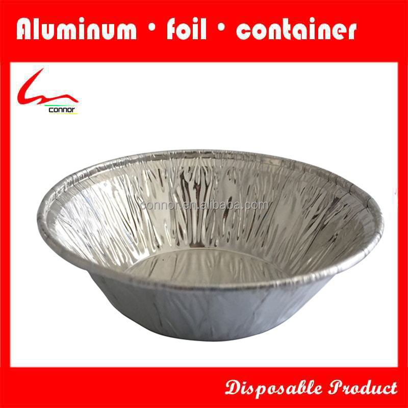 High Quality USA Style Hot Sell Small Round Aluminum Foil Cake Cup