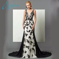 Elegant Plus Size Cheap 2017 Formal Women Evening Dress