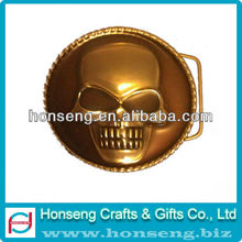 Gongguan Good Quality Solid Brass Belt Buckles